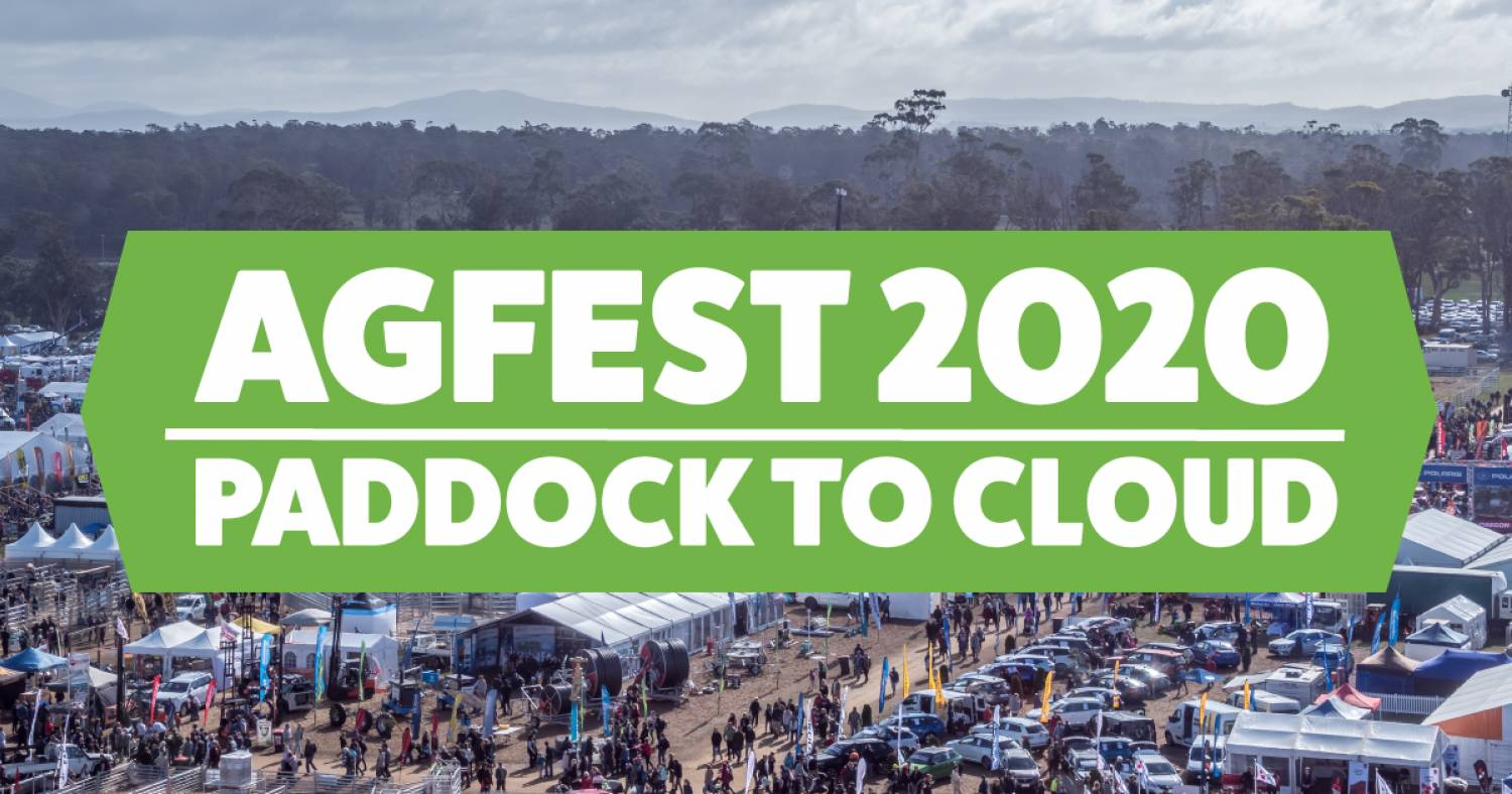 Agfest 2020 PDK to Cloud
