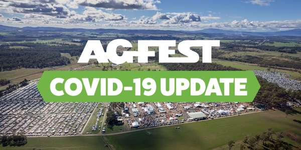 Agfest COVID19 Update