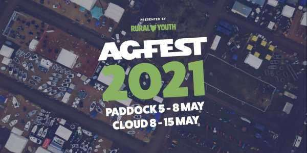 AGFEST 2021 BACK IN THE PADDOCK